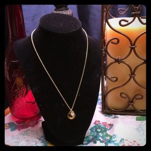 Worn once maybe KATE SPADE necklace